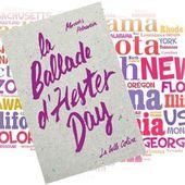 La ballade d'Hester Day - Mercedes Helnwein - Stemilou