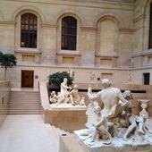 """Musée du Louvre - Exposition """"Sculptures françaises"""""""