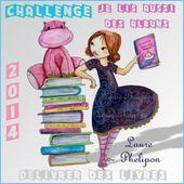 """Challenge """"Je lis aussi des albums"""""""