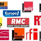 La liste des invités radio du mercredi 11 février 2015 (podcasts)