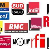 La liste des invités radio du jeudi 20 avril 2015 (podcasts)