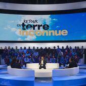 Retour en terre inconnue avec Marianne James, Virginie Efira et Jérémy Michalak et juin sur France 2