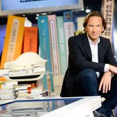Hermann lauréat du festival d'Angoulême dans La Grande Librairie sur France 5