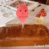 Cake au thon - Instant Délice