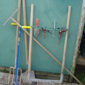 (1)Mes meilleurs outils de jardinage - Dame nature du jardin a la cuisine