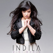 "L'album d'Indila ""mini world"" est dispo #dernieredanse - Yes I Will"