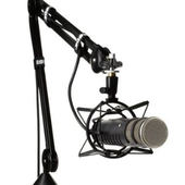 Test : Perche pour microphone Rode et Yeti (PSA1 Boom Arm) - Yes I Will