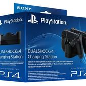 Dual dock 2-in-1 système d'alimentation pour manette Dual Shock PS4 - Yes I Will