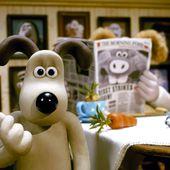 [critique] Wallace & Gromit : la Malédiction du Lapin-garou - l'Ecran Miroir