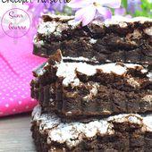 | Fondant chocolat noisette sans gluten | sans beurre, ni farine - Les gourmands {disent} d'Armelle