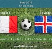 Pronostic France-Islande quart de final Euro 2016 3 juillet 21h Stade de France - Yanis Voyance Astrologue