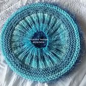 Bonnet Blue iz beautifool. - Creativ-idees, le blog de Casse-bonbec