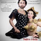 Carmen à Tout Prix, avec Mathieu Sempéré, au Théâtre Trévise dès le 01/10 / THEATRE / ACTUALITES - BIEN LE BONJOUR D'ANDRE