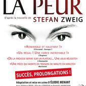 LA PEUR / THEATRE MICHEL / PROLONGATION / ACTUALITE - BIEN LE BONJOUR D'ANDRE