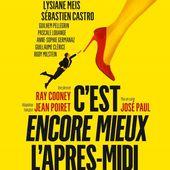 C'est encore mieux l'après-midi au Théâtre Hébertot / THEATRE / ACTUALITE - BIEN LE BONJOUR D'ANDRE