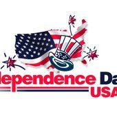 Le 4 juillet. Le jour de l'Indépendance des Etats-Unis d'Amérique. - Bloc notes de Jean-Laurent sur les Spiritualités