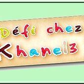 DEFI KHANEL3- UNE EPOQUE