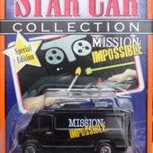 SURVEILLANCE VAN MATCHBOX MISSION IMPOSSIBLE - IMPOSSIBLE MISSIONS FORCE IMF - car-collector