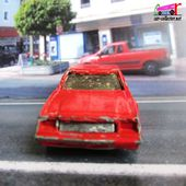DODGE MIRADA STOCKER HOT WHEELS 1/64 - car-collector