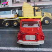 SCANIA CAMION BENNE CARRIERE MAJORETTE 1/100 - car-collector.net