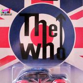 FORD 2-DOORS 1940 - FAT FENDERED HOT WHEELS 1/64 POP CULTURE ROCK THE WHO - car-collector