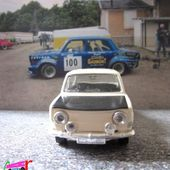 SIMCA 1000 RALLYE 1 1972 1/43 SOLIDO - car-collector.net