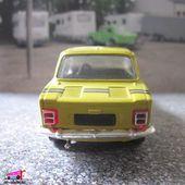 FASCICULE N°62 SIMCA 1000 RALLYE 2 1973 SOLIDO 1/43 - RALLYE II - car-collector