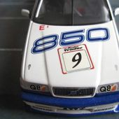 VOLVO 850 SALOON GRAND TOURING BTCC 1995 T.HARVEY 1/43 MINICHAMPS - car-collector