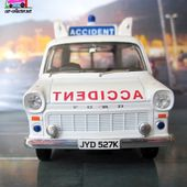 FORD TRANSIT ACCIDENT UNIT COUNTY OF AVON FIRE BRIGADE CORGI 1/43 - car-collector.net