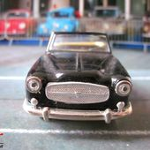 PEUGEOT 403 CABRIOLET VEREM 1/43 - car-collector