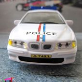 FASCICULE N°17 BMW 530D POLICE LUXEMBOURG HONGWELL 1/43 - car-collector