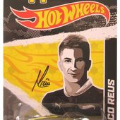 MR11 MARCO REUS JOUEUR DE FOOT HOT WHEELS 1/64 SOCCER PLAYER N°11 - car-collector.net