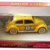 VW COX RALLYE SPONSOR SIMILI SCHUCO 1/43 - VW KAFER RALLY #8 TEAM SIMILI - car-collector.net