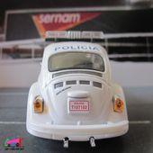 VW COX ESCARABAJO POLICIA 1979 POLICE MEXICAINE - car-collector