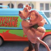 SCOOBY DOO THE MYSTERY MACHINE CORGI 1/36 - car-collector.net