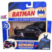 BATMOBILE 1940 BATMAN CORGI 1/43 DC COMICS - car-collector.net
