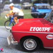 "QUELQUES MODELES DE LA COLLECTION ATLAS "" LA CARAVANE DU TOUR DE FRANCE "" - car-collector.net"