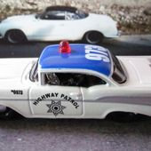 THEME POLICE - CHOISISSEZ UN PAYS - CUPAY - car-collector