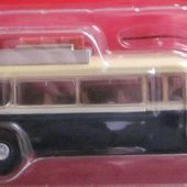 FASCICULE N°1 AUTOBUS CITROEN TYPE 45 1934 HACHETTE COLLECTIONS - car-collector