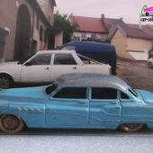 BUICK ROADMASTER DINKY TOYS 1/43 - car-collector
