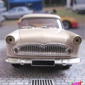 FASCICULE N°6 SIMCA ARIANE 4 1959 IXO 1/43 - car-collector