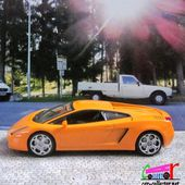 FASCICULE N°1 LAMBORGHINI GALLARDO 2003 IXO 1/43 - car-collector