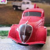 PEUGEOT 202 FOURGONNETTE PUB BOUTILLON 1/43 PROVENCE MOULAGE - car-collector