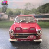 FORD CORTINA MK1 GT 1966 RALLYE MONTE CARLO DETAILCARS 1/43 - #CORTINA - car-collector