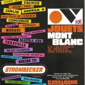 CATALOGUE JOUETS MONT-BLANC RUMILLY (74) 1969 - car-collector