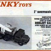 PUBLICITES DINKY TOYS - PUB DINKY - #PUBDT - car-collector