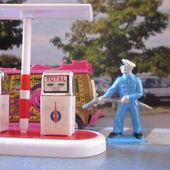 STATION SERVICE TOTAL BOITE COMPLEMENTAIRE N°2 JOUETS MONT BLANC - car-collector