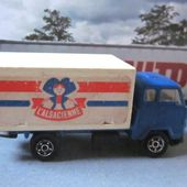 CAMION VOLVO F89 L'ALSACIENNE NOREV 1/90 - car-collector