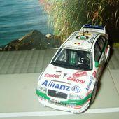 SKODA OCTAVIA WRC MONTE CARLO 2001 IXO 1/43 - car-collector.net