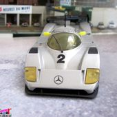 MERCEDES BENZ C11 1990 LE MANS MODELS MAX 1/43 - car-collector.net